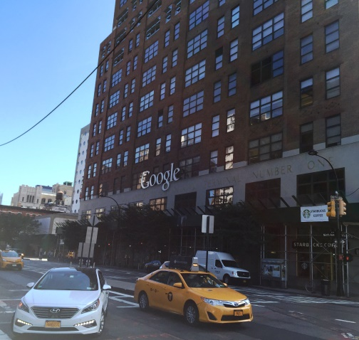 Cosa vedere a New York in 8 giorni - Journeydraft - Google Office