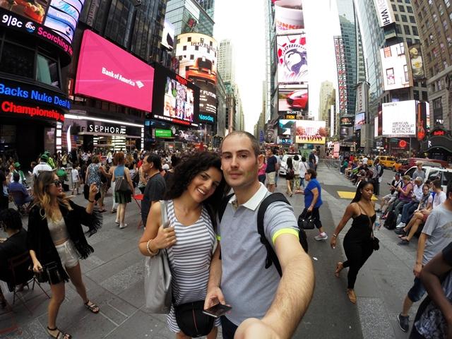 Cosa vedere a New York in 8 giorni - Journeydraft - Times Square