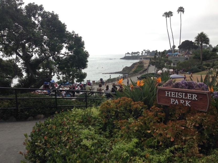 Da San Diego a Santa Barbara - Journeydraft - HeislerPark