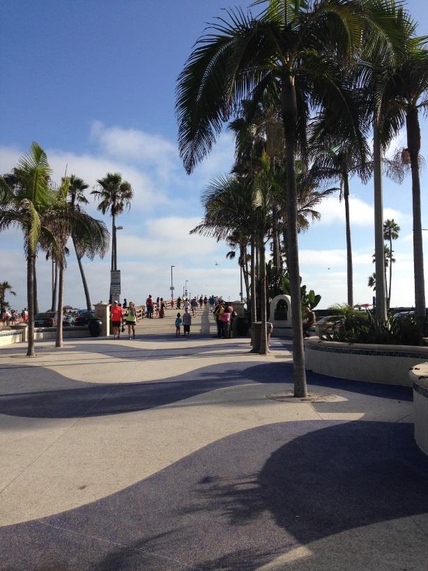 Da San Diego a Santa Barbara - Journeydraft - BalboaPier