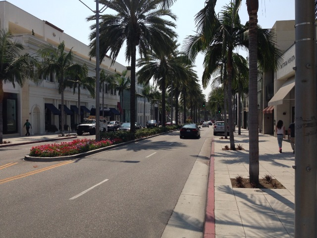 Los Angeles - Journeydraft - Rodeo Drive
