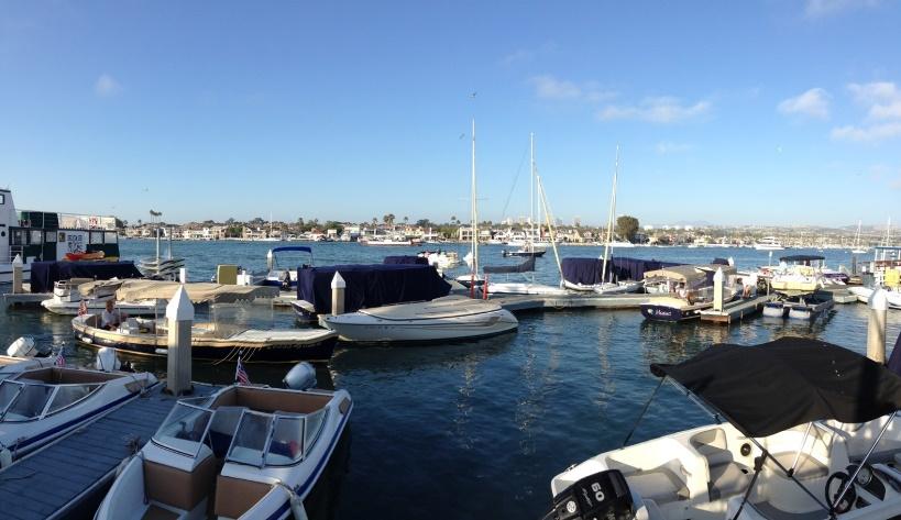 Da San Diego a Santa Barbara - Journeydraft - BalboaPavilion