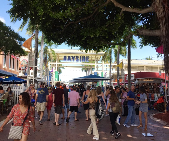 Bayside Miami Beach