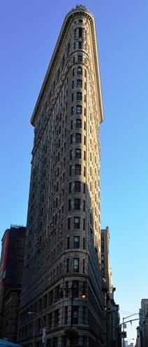 Cosa vedere a New York in 8 giorni - Journeydraft - Flatiron Building