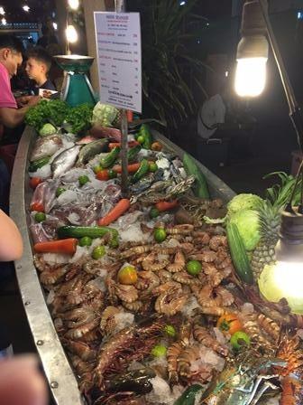 ristorantini con pesce fresco