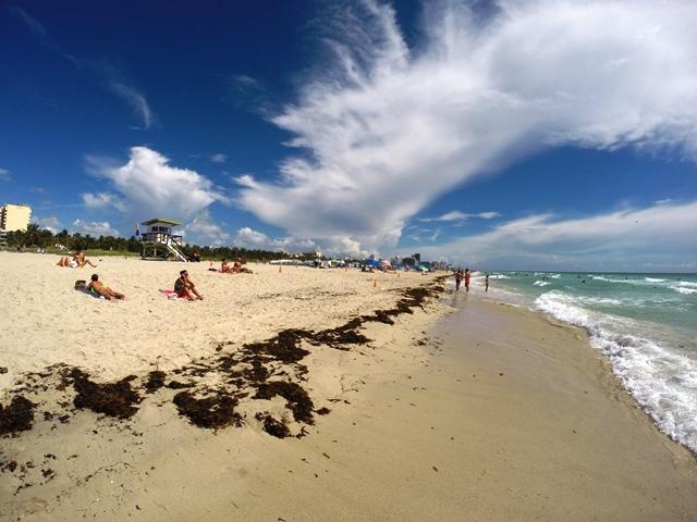 Spiaggia Miami Beach