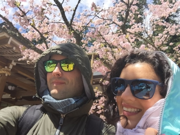 Giappone - organizzare un viaggio - Journeydraft - CiliegiInFiore