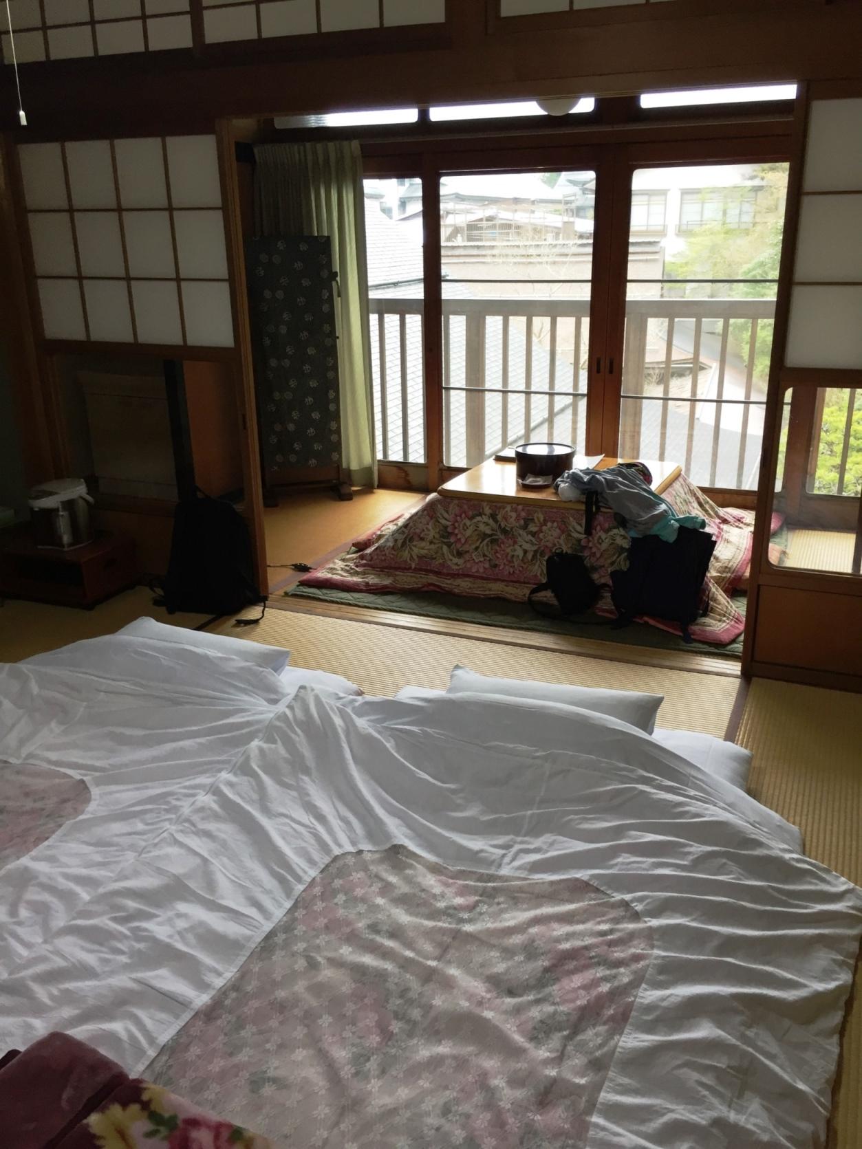 Giappone - organizzare un viaggio - Journeydraft - Ryokan