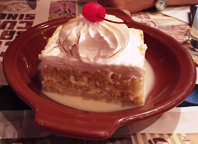 Havana1957 dolce tres leches