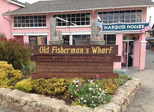 Pacific Coast Highway - Journeydraft - FishermansWharf