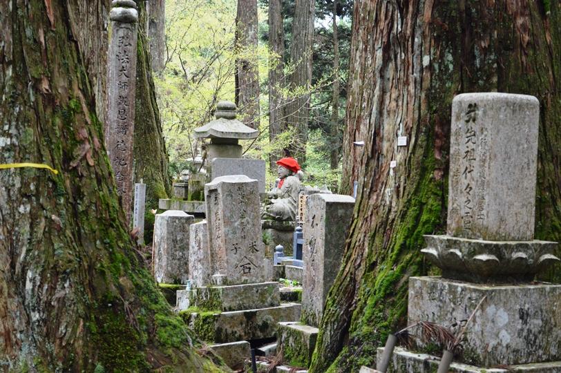 Giappone - Ryokan al Monte Koya - Journeydraft - Jizo