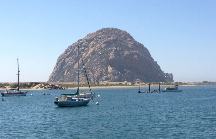 Pacific Coast Highway - Journeydraft - Morro Rock