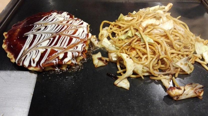 cibo Giapponese - Journeydraft - Okonomiyaki