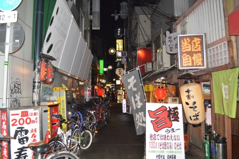 Giappone - Osaka - Journeydraft - OsakaViale