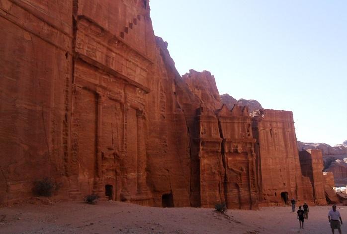 Petra e Gerasa - Journeydraft - PetraDeserto
