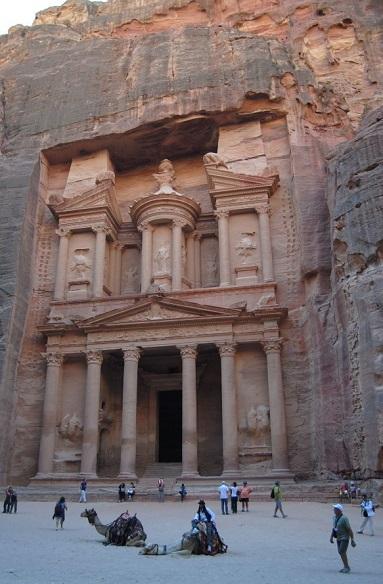 Petra e Gerasa - Journeydraft - PetraTesoroFaraone