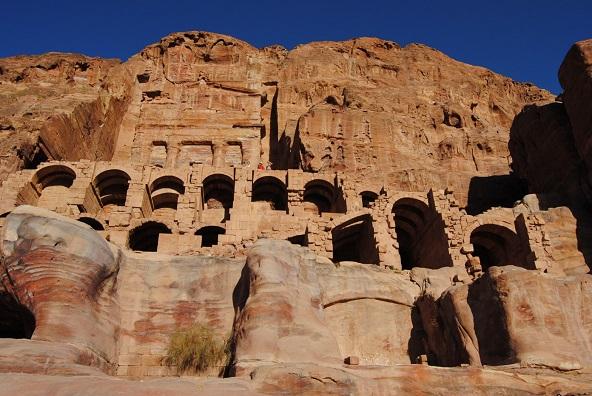 Petra e Gerasa - Journeydraft - PetraTombeRe