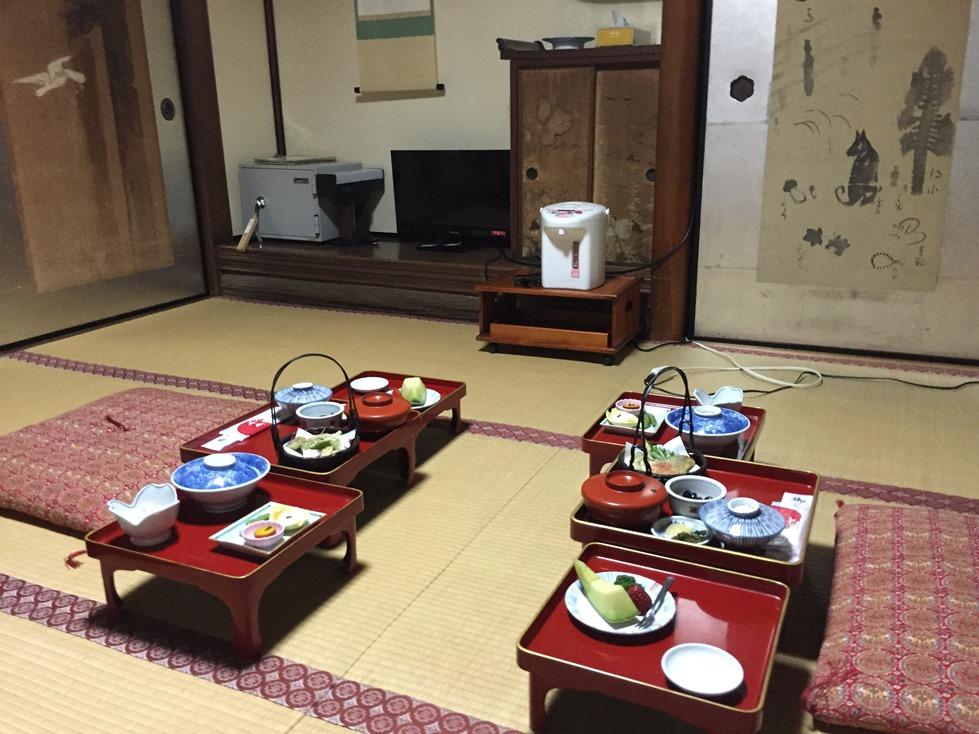 Giappone - Ryokan al Monte Koya - Journeydraft - StanzacenaMonteKoya