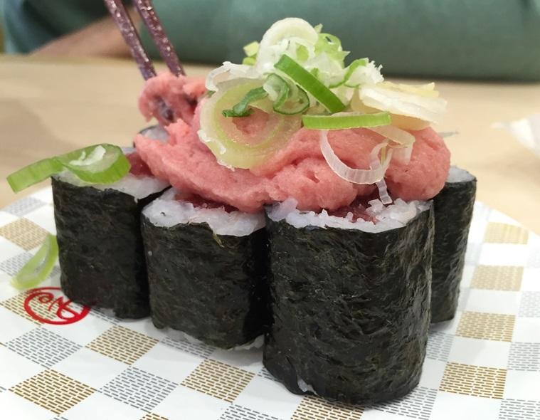 cibo Giapponese - Journeydraft - Sushi3
