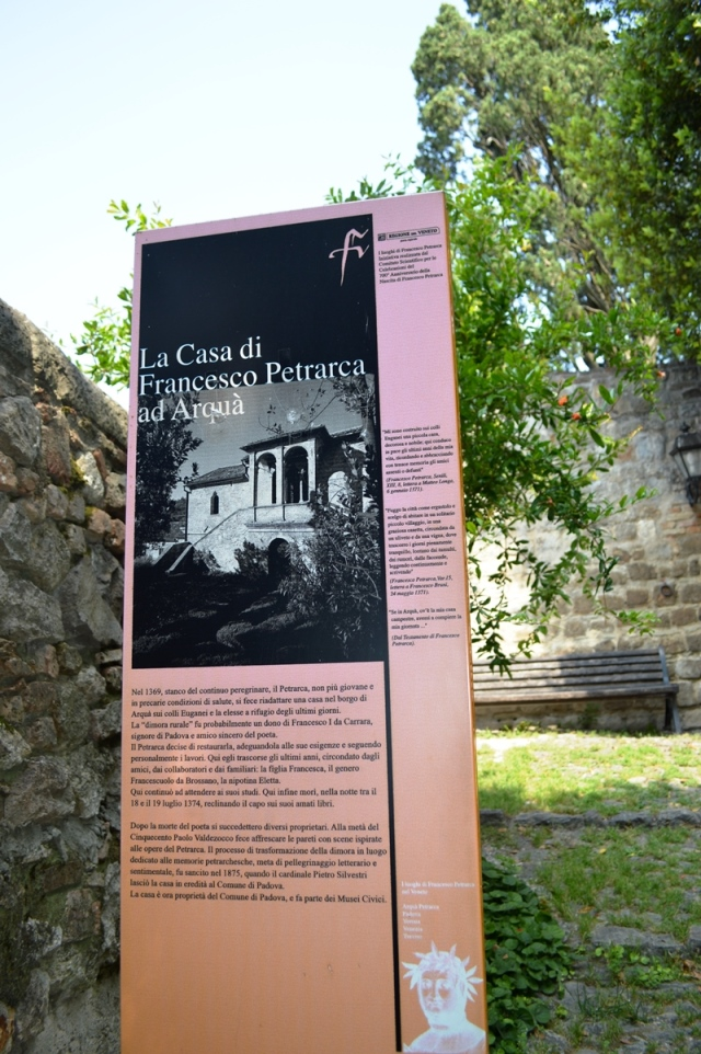 Colli Euganei, Arquà Petrarca - Journeydraft - CasaPetrarca