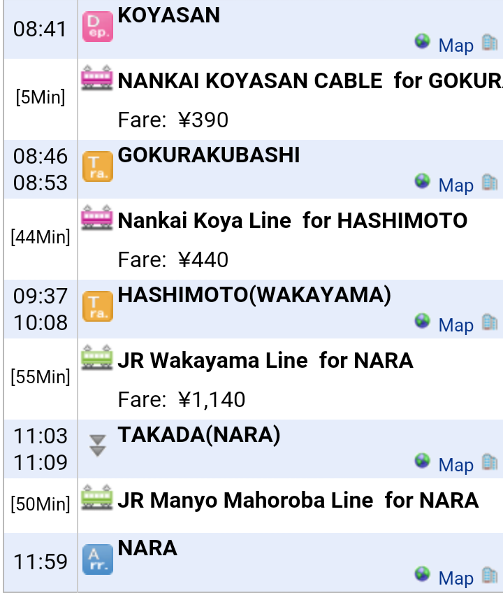 Giappone - Nara cosa vedere in una giornata - Journeydraft - KyosanaNara