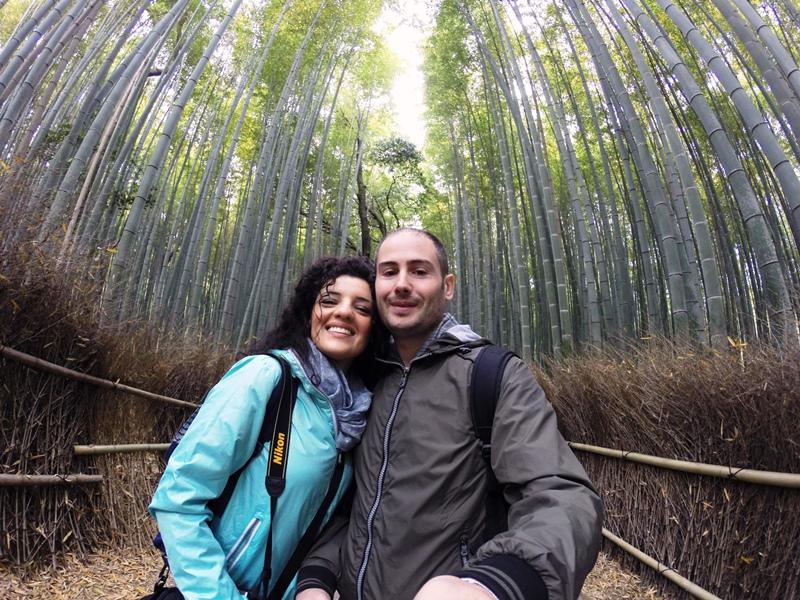 Giappone - Kyoto - Journeydraft - KyotoBambooForestNoi