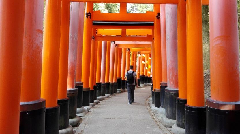 Giappone - Kyoto - Journeydraft - KyotoFushimiInariGiulio