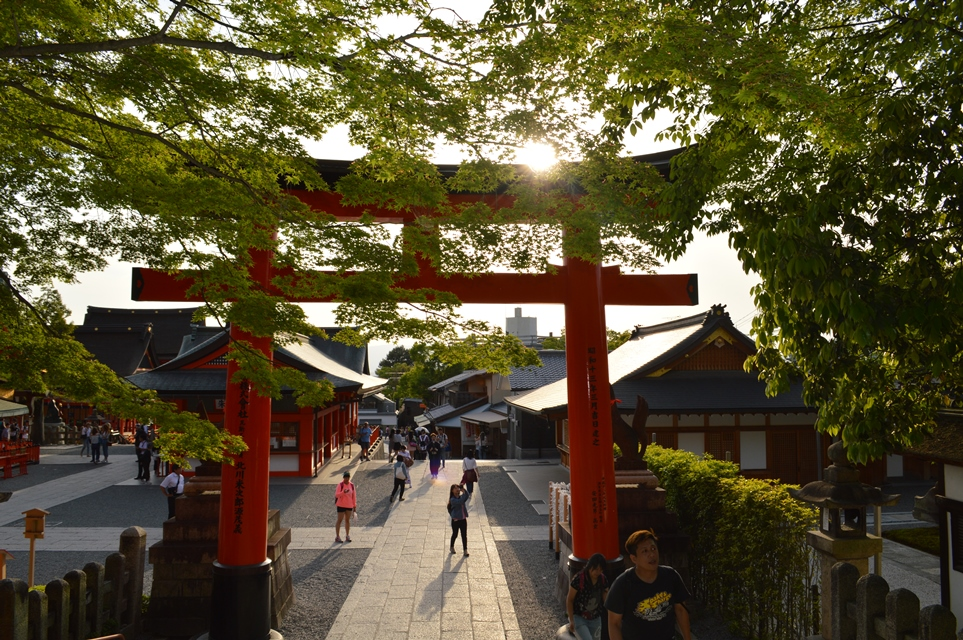 Giappone - Kyoto - Journeydraft - KyotoFushimiInariIngresso
