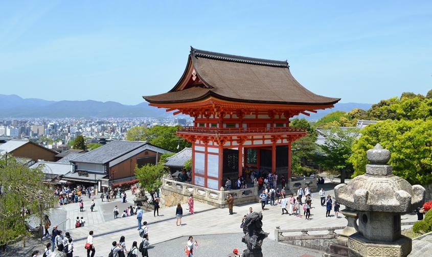 Giappone - Kyoto - Journeydraft - KyotoKiyomizudera2
