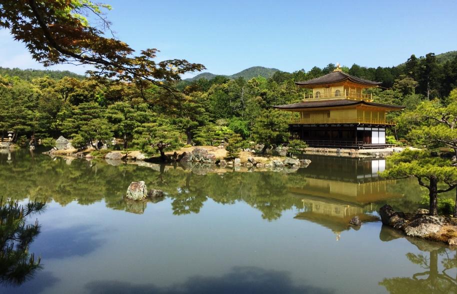 Giappone - Kyoto - Journeydraft - KyotoPadiglioneOro