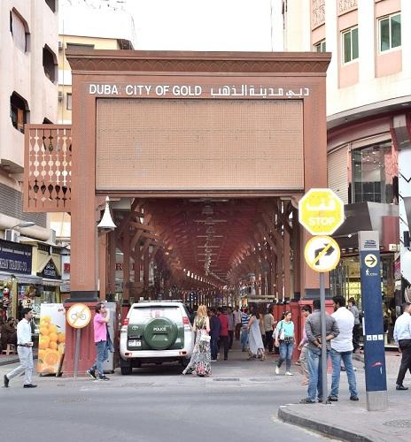 Dubai, cosa vedere e cosa fare - Journeydraft - Souq dell'Oro