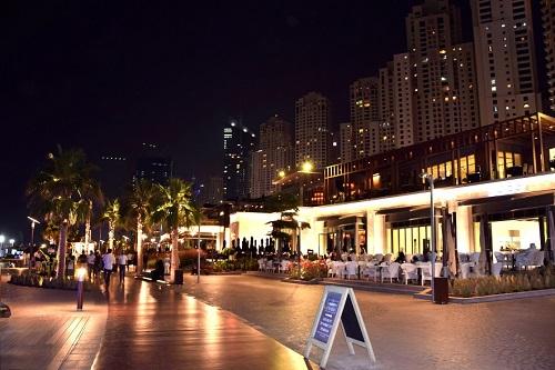 Dubai, cosa vedere e cosa fare - Journeydraft - Walk at JBR