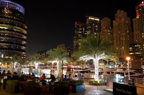 Dubai e la vicina Abu Dhabi - Journeydraft - Dubai Marina