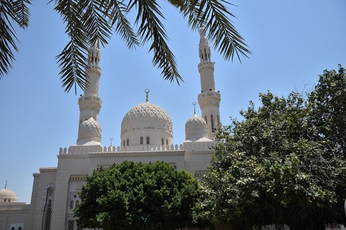 Dubai e la vicina Abu Dhabi - Journeydraft - Jumeirah Mosque