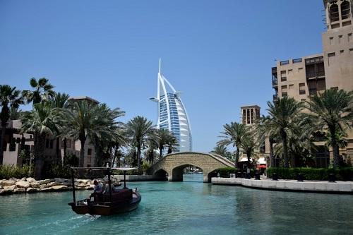 Dubai e la vicina Abu Dhabi - Journeydraft - Medinat Jumeirah