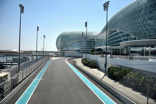 Dubai e la vicina Abu Dhabi - Journeydraft - Yas Marina Circuit