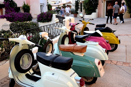 Sardegna: Costa Smeralda - Journeydraft - Porto Cervo - Promenade du Port