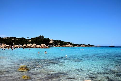 Sardegna: Costa Smeralda - Journeydraft - Spiaggia Capriccioli