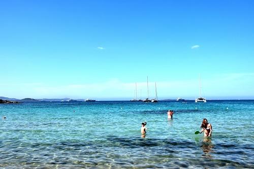 Sardegna: Costa Smeralda - Journeydraft - Spiaggia IRA