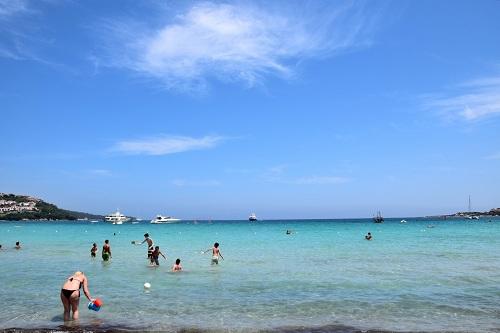 Sardegna: Costa Smeralda - Journeydraft - Spiaggia Marinella