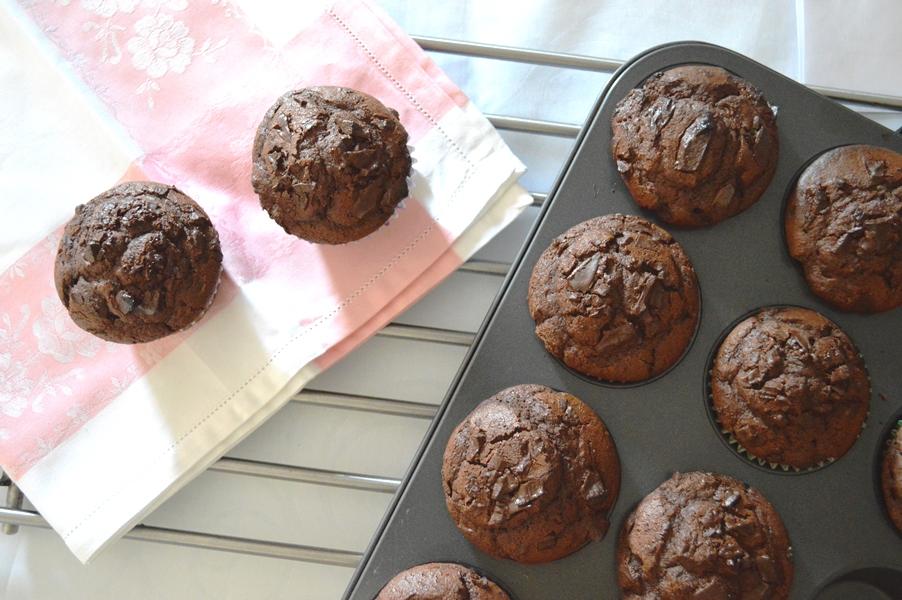 Muffin al cioccolato con Ricetta Bimby - Journeydraft - MuffinPronti