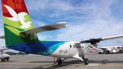 Come organizzare un viaggio alle Seychelles - Journeydraft - TwinOtter