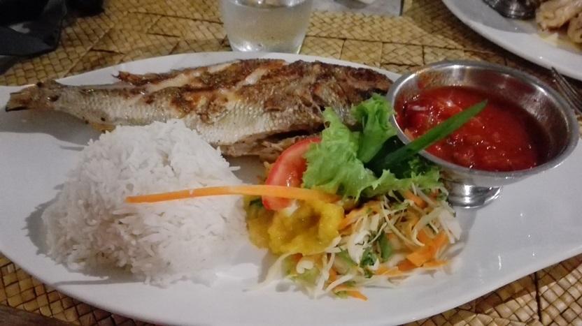 Mangiare alle Seychelles - Journeydraft - FishTrapRestaurantBar