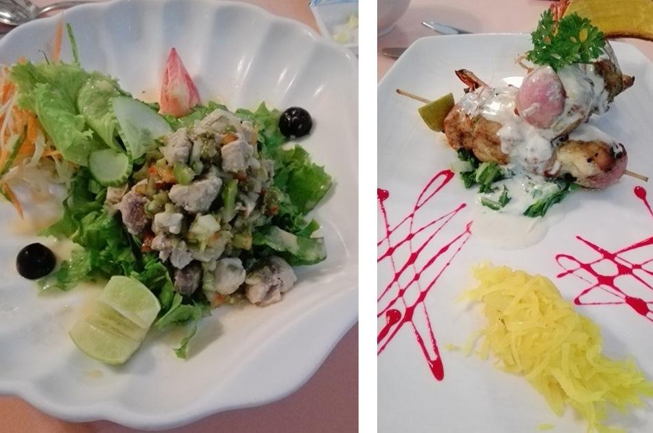 Mangiare alle Seychelles - Journeydraft - PirogueRestaurant