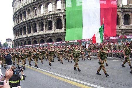Roma, festa della Repubblica - Journeydraft