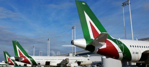 Alitalia, sciopero dei controllori di volo Enav 8 giugno 2018