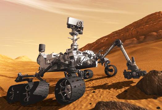 Vita su Marte! Tracce organiche - Journeydraft