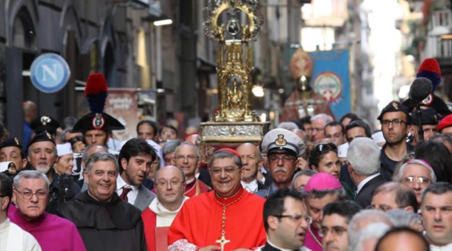 Festa di San Gennaro a Napoli - Journeydraft