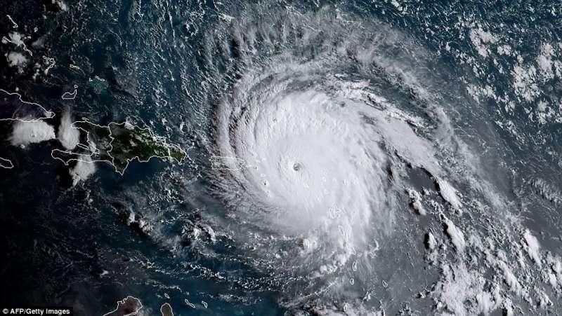 Uragano Florence. Gli Stati Uniti si preparano - Journeydraft