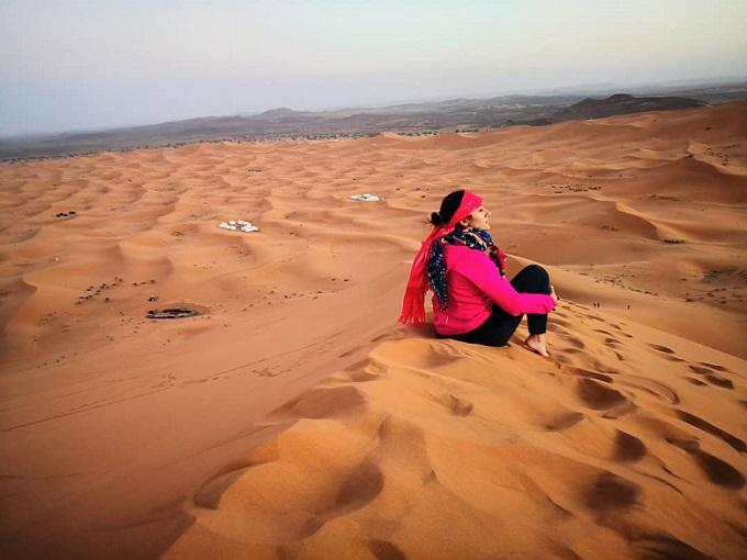 Dune deserto Sahara - Journeydraft